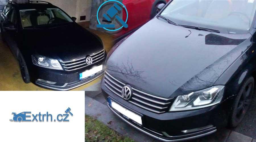 Dražby Automobilů - Volkswagen Passat Variant, 125 kW