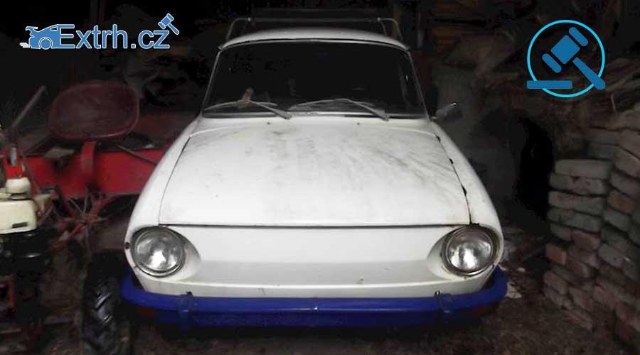 Auta z Insolvence / od Státu - Osobní automobil zn. Škoda 110 L