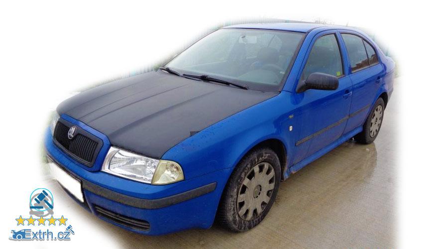 Dražby Automobilů - Škoda Octavia