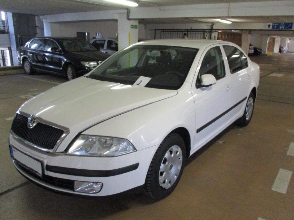 Auta z Insolvence / od Státu - ŠKODA Octavia 1,6 MPI sedan