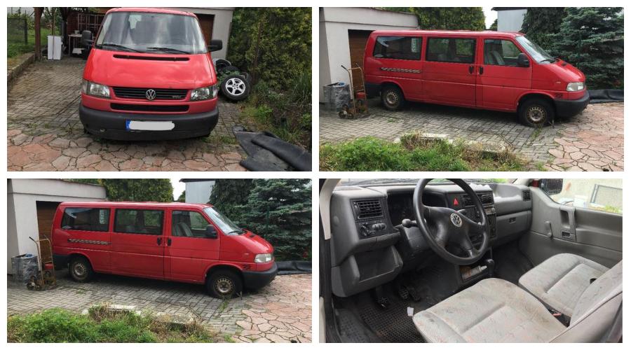 Dražby Automobilů - VW Transporter