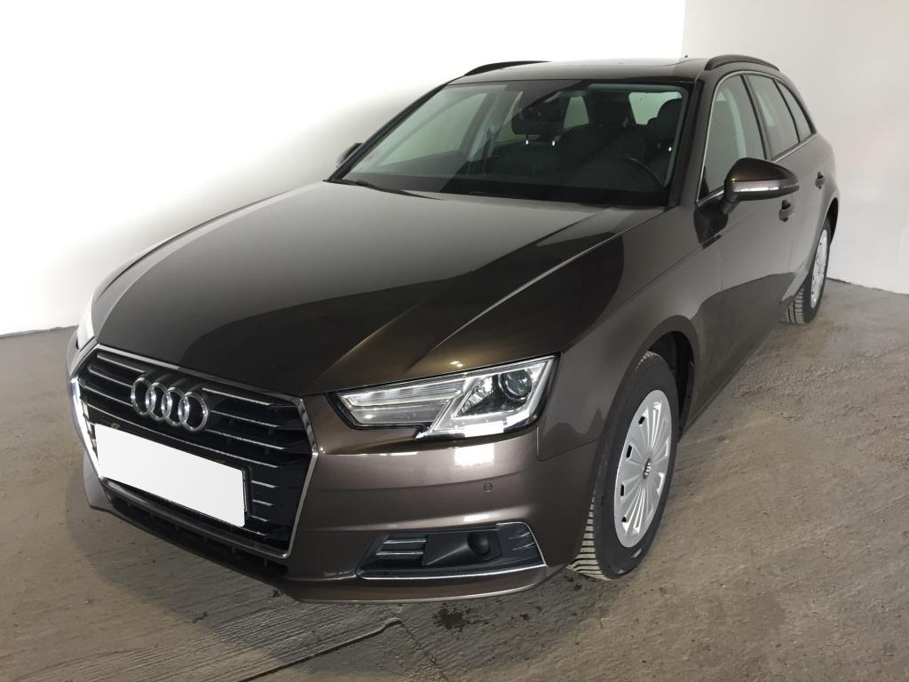 Dražby Automobilů - Audi A6 Avant 2.0 TDI 140 kW S-line