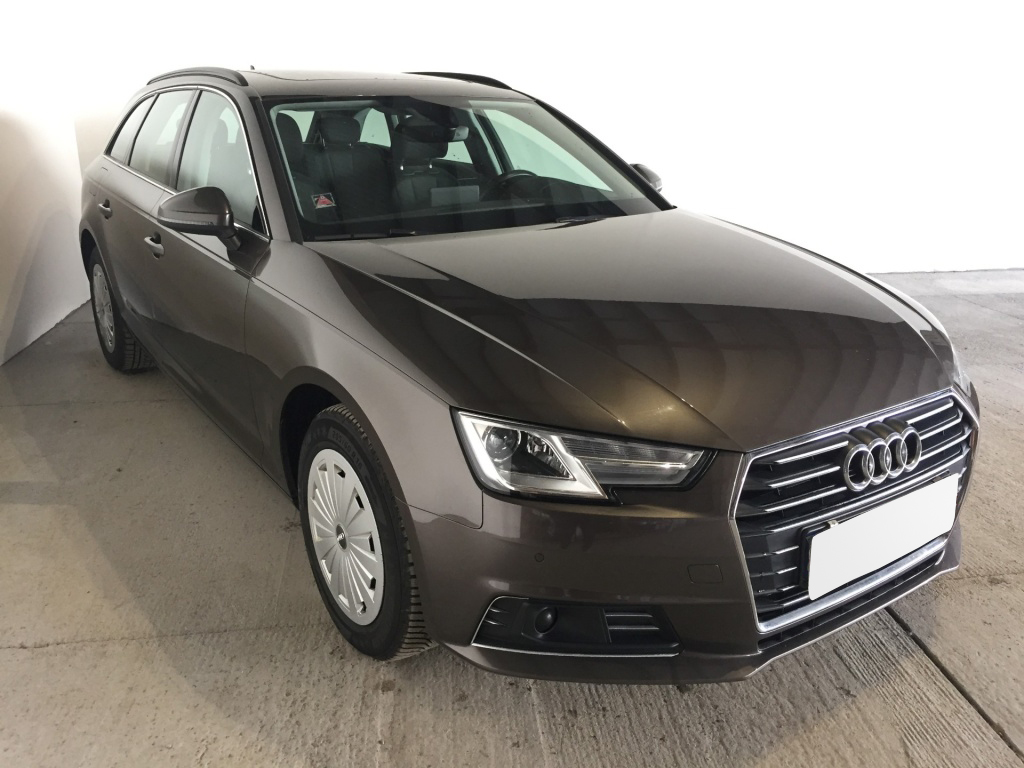 Dražby Automobilů - Audi A4 Avant 2.0 TDI 110 kW automat