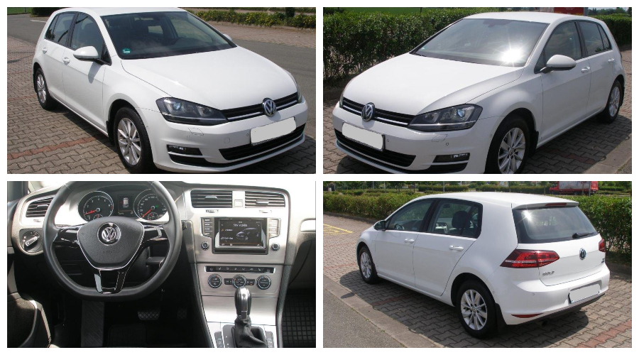 Dražby Automobilů - Volkswagen Golf 1.2TSI