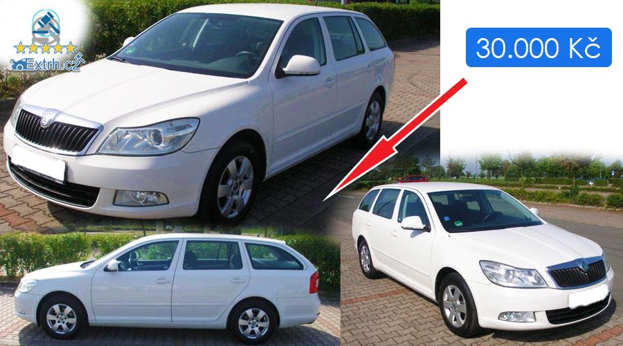 Dražby Automobilů - Škoda Octavia Combi 1.6TDI