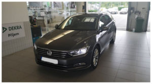 Do 17.9.19 Aukce automobilu VW Passat Variant 2.0 TDI, Vyvolávací cena Kč. ID nabídky 643787