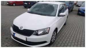 Do 17.9.19 Aukce automobilu Škoda Fabia Combi 1.4 TDI, Vyvolávací cena Kč. ID nabídky 643809