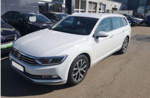Do 17.9.19 Aukce automobilu VW Passat Variant 2.0 TDI, Vyvolávací cena Kč. ID nabídky 643753